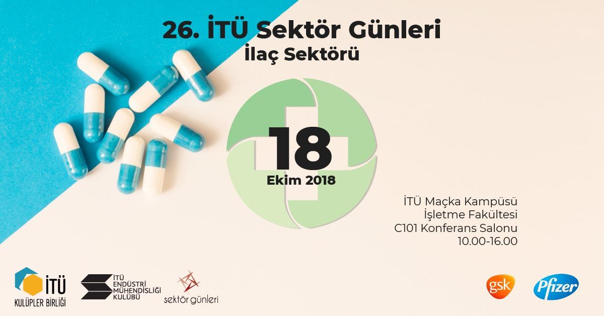 Öğrenci Kariyeri - En popüler - 26. İTÜ Sektör Günleri İlaç Gibi Geliyor!