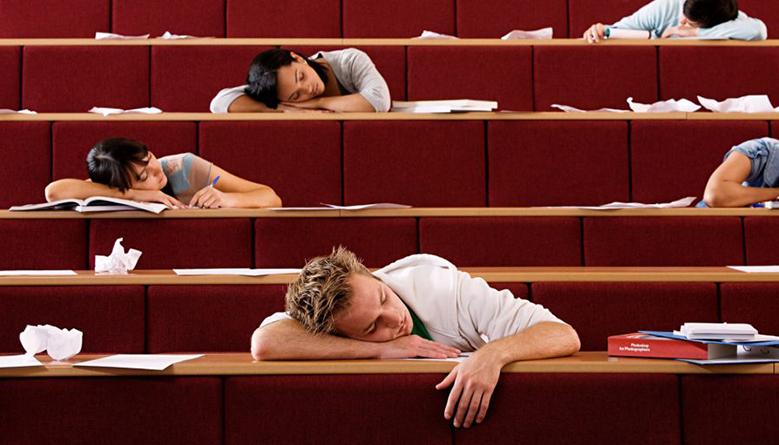 Öğrenci Kariyeri - : Öğrenciler İçin Başarının Anahtarı: Uyku