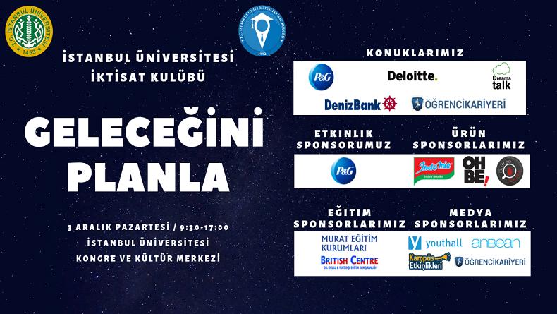 Öğrenci Kariyeri: İstanbul Üniversitesi İktisat Kulübü Öğrencileri Ağırlıyor!