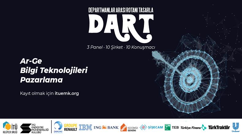 Öğrenci Kariyeri: İTÜ Endüstri Mühendisliği Kulübü Beklenen Etkinlik DART ile Sizlerle!