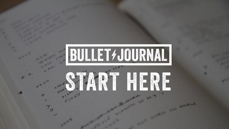 Sıradan Ajandalardan Sıkıldıysanız: Bullet Journal!