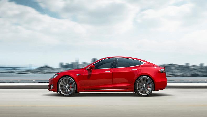 Hırsızlar Tesla Model S Çaldı!