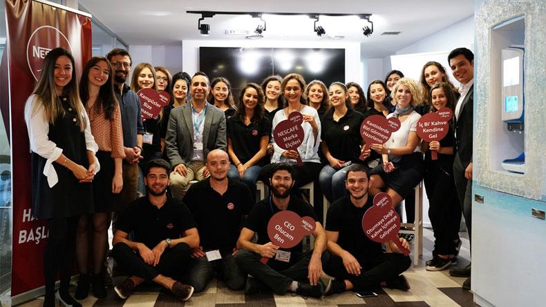 Öğrenci Kariyeri - Gündem, Staj (Uzun Dönem & MT): NESCAFÉ Marka Elçisi (Brand Ambassador) Yeni Dönem Başvuruları Başladı!