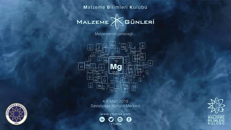 Öğrenci Kariyeri - : Malzeme Günleri 4-5 Mart 2019'da YTÜ Davutpaşa'da!
