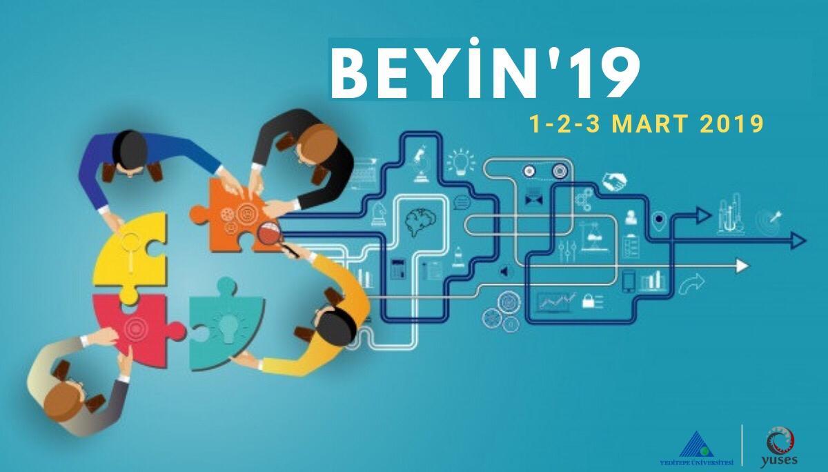 Öğrenci Kariyeri - En popüler - Merakla beklenen BEYİN'19 etkinliği 11. yılında, 1-2-3 Mart 2019 tarihlerinde Yeditepe Üniversitesi'nde!