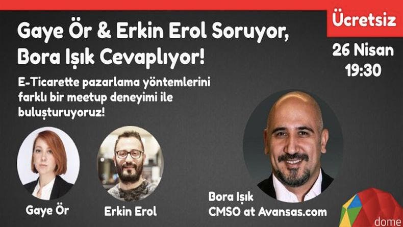 """26 Nisan Cuma Günü  """"E-Ticarette Pazarlama Yöntemleri"""" Etkinliği Sizlerle"""