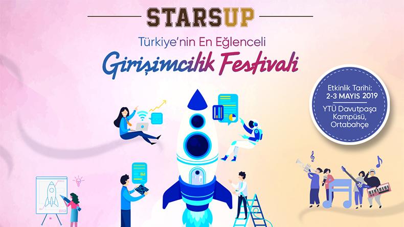 Öğrenci Kariyeri - : Konferans Ve Festival StarsUp'19'da Bir Arada!
