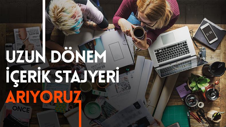 Öğrenci Kariyeri - Gündem, Staj (Kısa Dönem): Uzun Dönem İçerik Stajyeri Arıyoruz!
