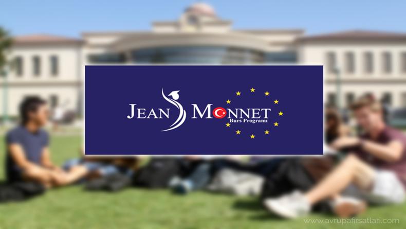 Öğrenci Kariyeri - Burs: Jean Monnet Burs Programı 2020-2021 Akademik Yılı Başvuruları Başladı!