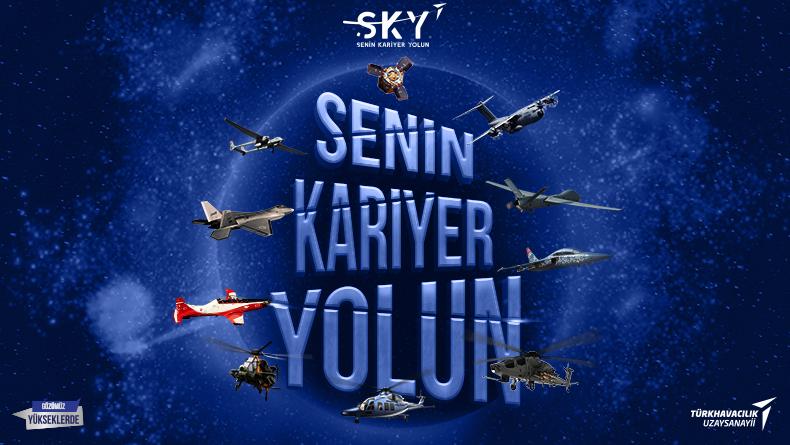 """Türk Havacılık ve Uzay Sanayii'de """"Stajyer Mühendis"""" Olma Fırsatını Kaçırmayın"""