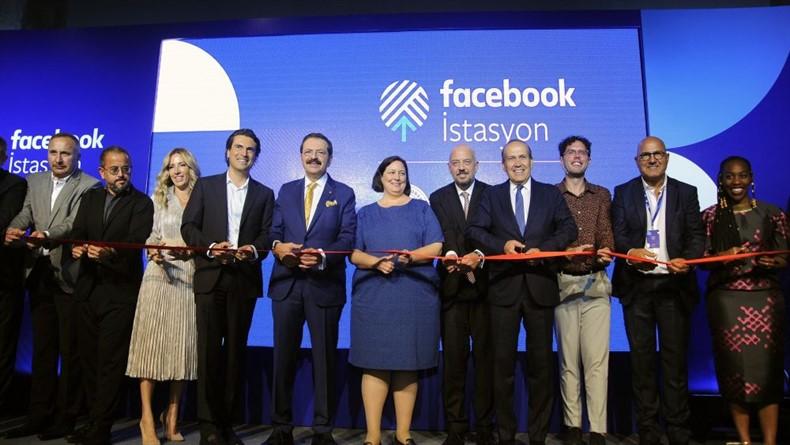 Tüm Aktivitelerin Ücretsiz Olduğu Facebook İstasyon Merkezi, İstanbul'da Açıldı
