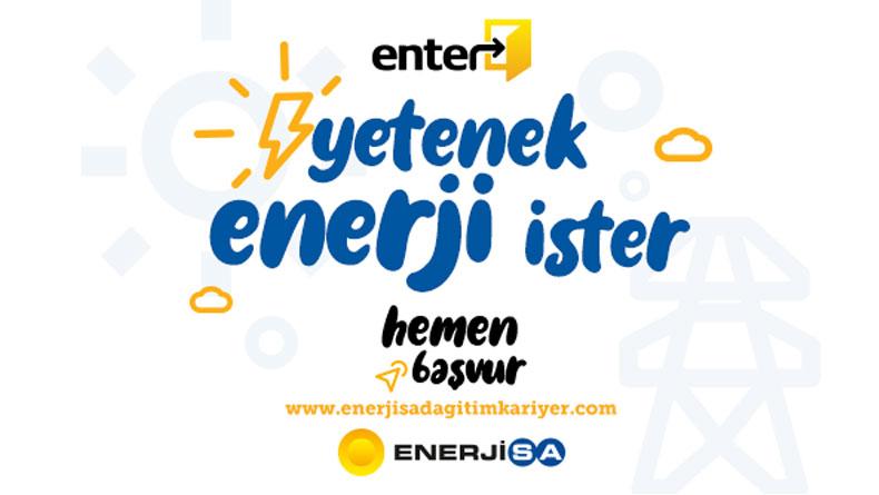 Öğrenci Kariyeri - Gündem, Staj (Kısa Dönem): Enerjisa Enter Yetenek Programı Başvuruları Açıldı!