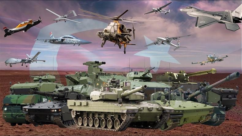 Türk Savunma ve Havacılık Sanayisi'nden İhracat Rekoru