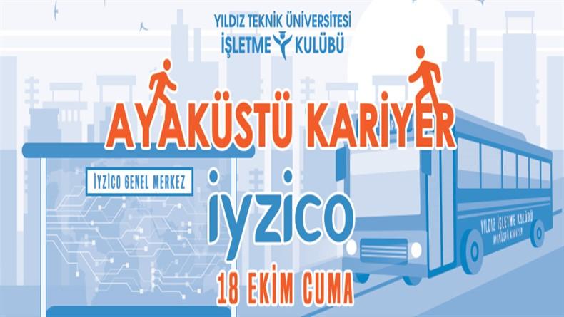 Öğrenci Kariyeri - Üniversite Etkinlikleri: Ayaküstü Kariyer Fırsatı, Yıldız Teknik Üniversitesi'nde Seni Bekliyor!