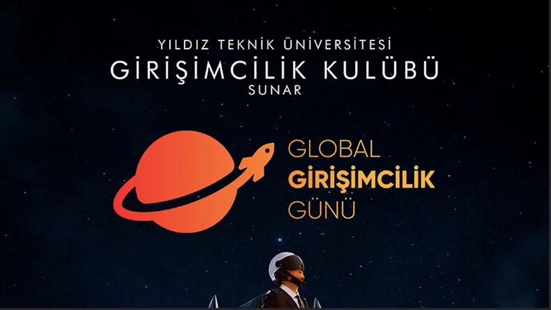 Öğrenci Kariyeri - : 26 Kasım'da YTÜ'de Global Girişimcilik Günleri'ni Kaçırmayın!