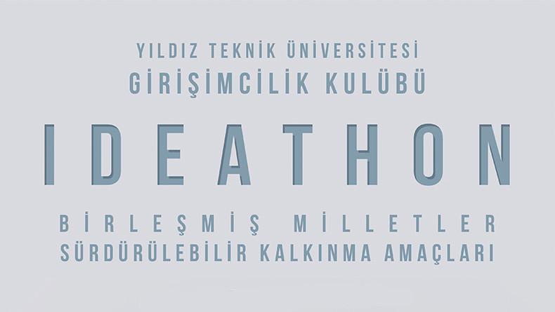 Öğrenci Kariyeri - : YTÜ Ideathon Etkinliği 14-15 Aralık'ta Sizleri Bekliyor!