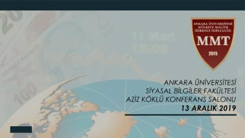Öğrenci Kariyeri - Üniversite Etkinlikleri, Sertifika Programları: III. Mülkiye Ekonomi Kongresi 13 Aralık'ta Ankara Üniversitesi'nde