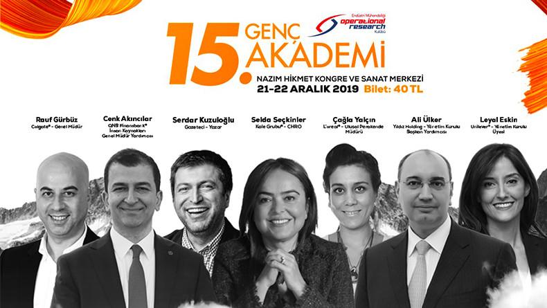 Öğrenci Kariyeri - En popüler - 15. Genç Akademi, 21-22 Aralık'ta Bilkent Üniversitesi'nde!