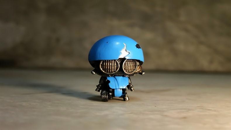 Yumuşak Robot: Ahtabot