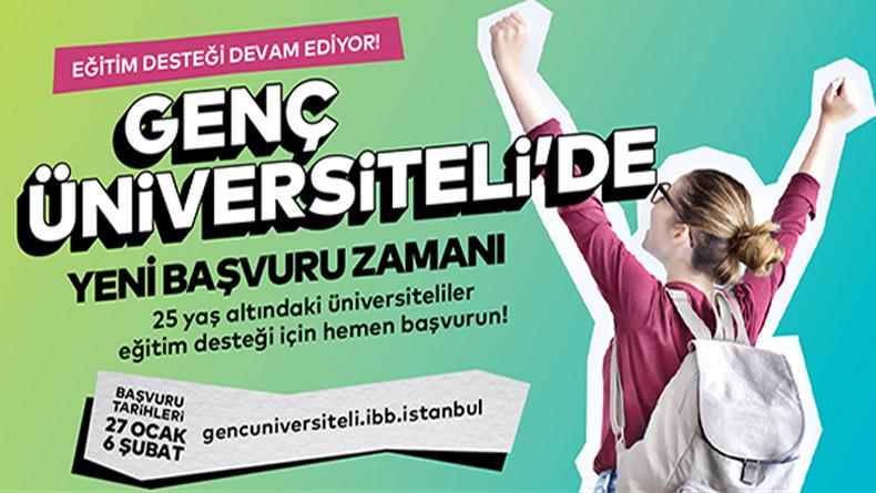 İstanbul Büyükşehir Belediyesi'nden 30 Bin Öğrenciye Burs! Son Başvuru 6 Şubat