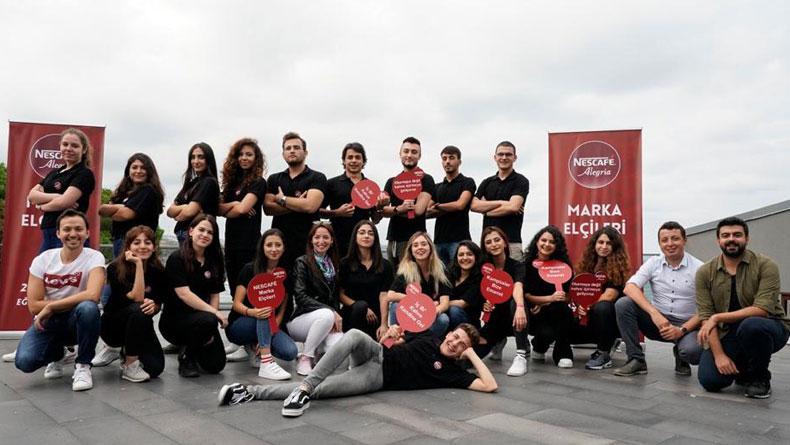 Öğrenci Kariyeri - Gündem, İş (Part-Time): Kocaeli Üniversitesi'nde NESCAFÉ Marka Elçisi Yeni Dönem Başvuruları Başladı!