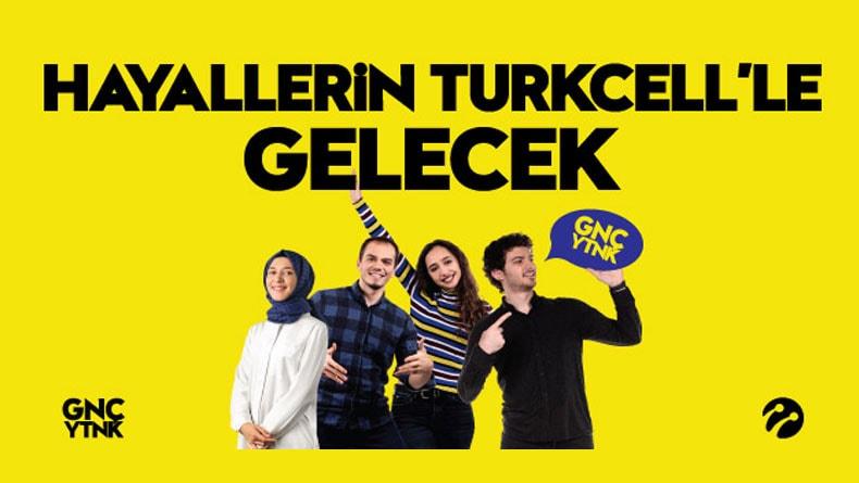 Öğrenci Kariyeri - Gündem, İş (Yeni Mezun): Turkcell GNÇYTNK 2020 Başvuruları Başladı