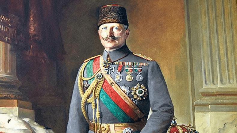 Öğrenci Kariyeri - : Alman İmparatorluğunun Sonu: II.Wilhelm