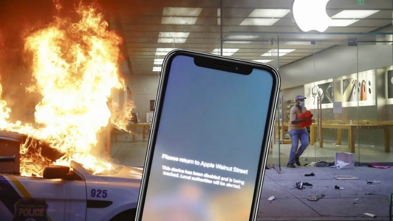 Öğrenci Kariyeri: Amerika'da Çalınan Telefonlar Apple Tarafından Kilitlendi