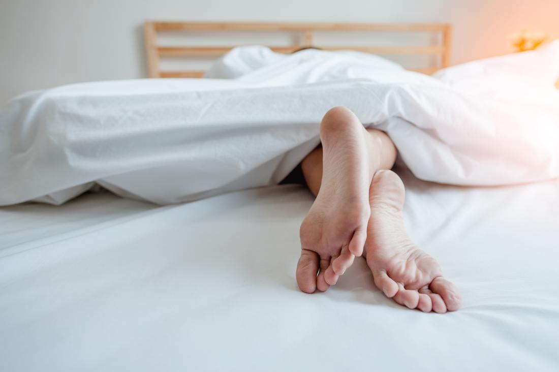 Öğrenci Kariyeri - : Uyurken Neden Bir Ayağımızı Dışarıda Bırakırız ?