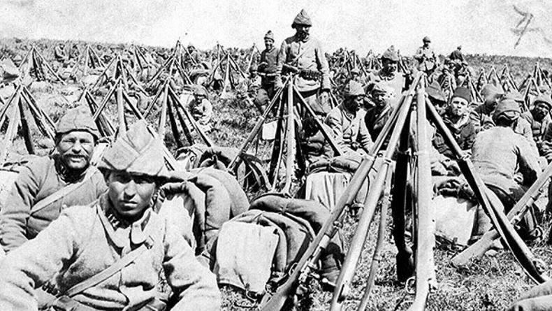 Tarihte Bugün: 1. Dünya Savaşı Başladı