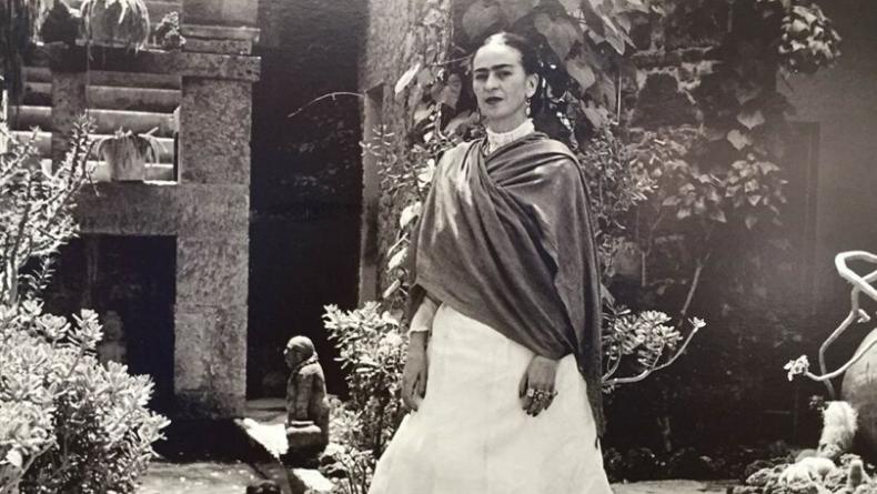 Öğrenci Kariyeri - Kültür & Sanat: Acı, Aşk Ve Sanat'ın Vücut Bulmuş Hali:Frida Kahlo