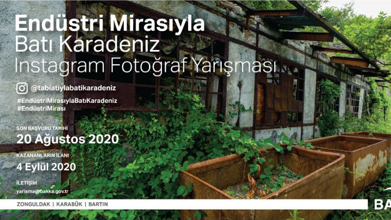 Öğrenci Kariyeri: Endüstri Mirasıyla Batı Karadeniz Instagram Fotoğraf Yarışması