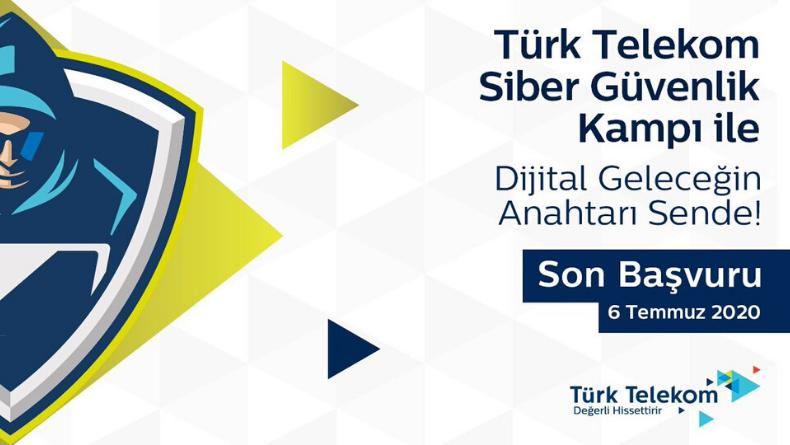 Öğrenci Kariyeri - Sertifika Programları: TürkTelekom Siber Güvenlik Kampı