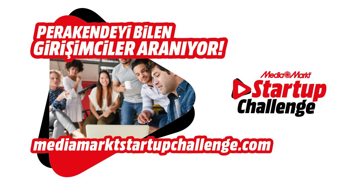 Öğrenci Kariyeri: MediaMarkt Startup Challenge Başlıyor!