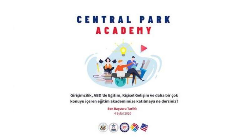 Öğrenci Kariyeri - Yurt Dışı Fırsatları: Central Park Academy'den Lise Öğrencileri İçin Büyük Fırsat
