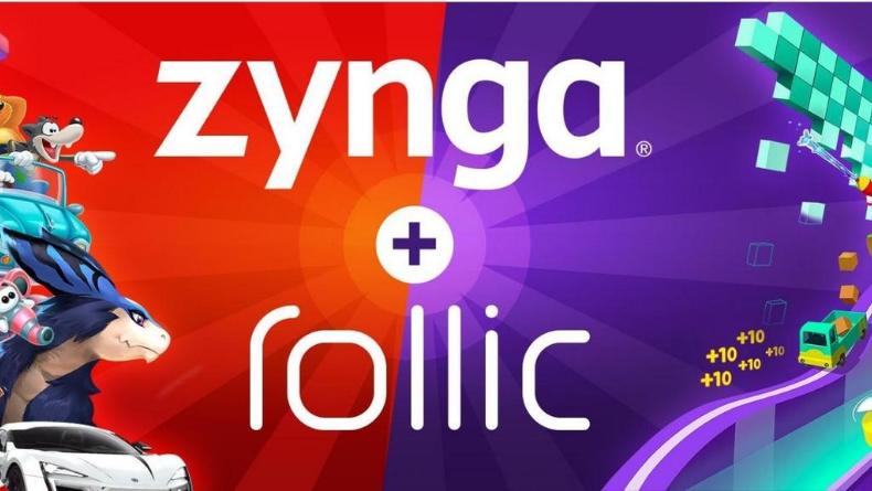 Öğrenci Kariyeri - : Zynga Bugün Oyun Şirketi Olan Rollic'i Alacağını Açıkladı