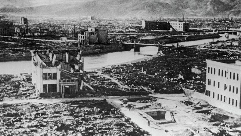 Hiroşima ve Nagasaki: Atom Bombalarının Savaşta Kullanılmasının 75. Yılı