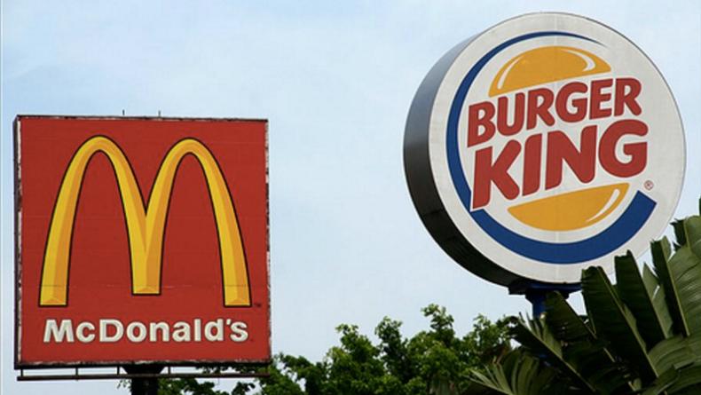 Öğrenci Kariyeri - : Burger King ve McDonald's Ambalajlarının Sağlığa Zararlı Olduğu Açıklandı