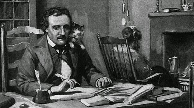 10 Maddede Gotik Edebiyatın Mimarı Edgar Allan Poe