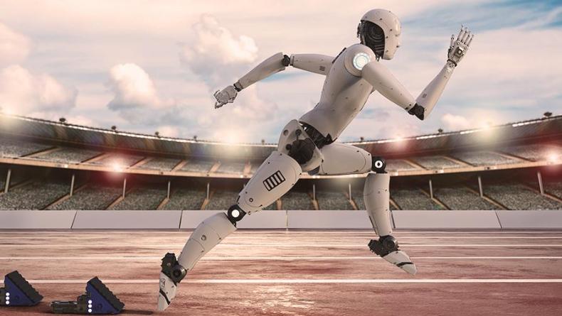 Öğrenci Kariyeri - Teknoloji & Bilim: 80 Milyon Dolarlık Yapay Zekalı Spor Ekipmanı: Tempo