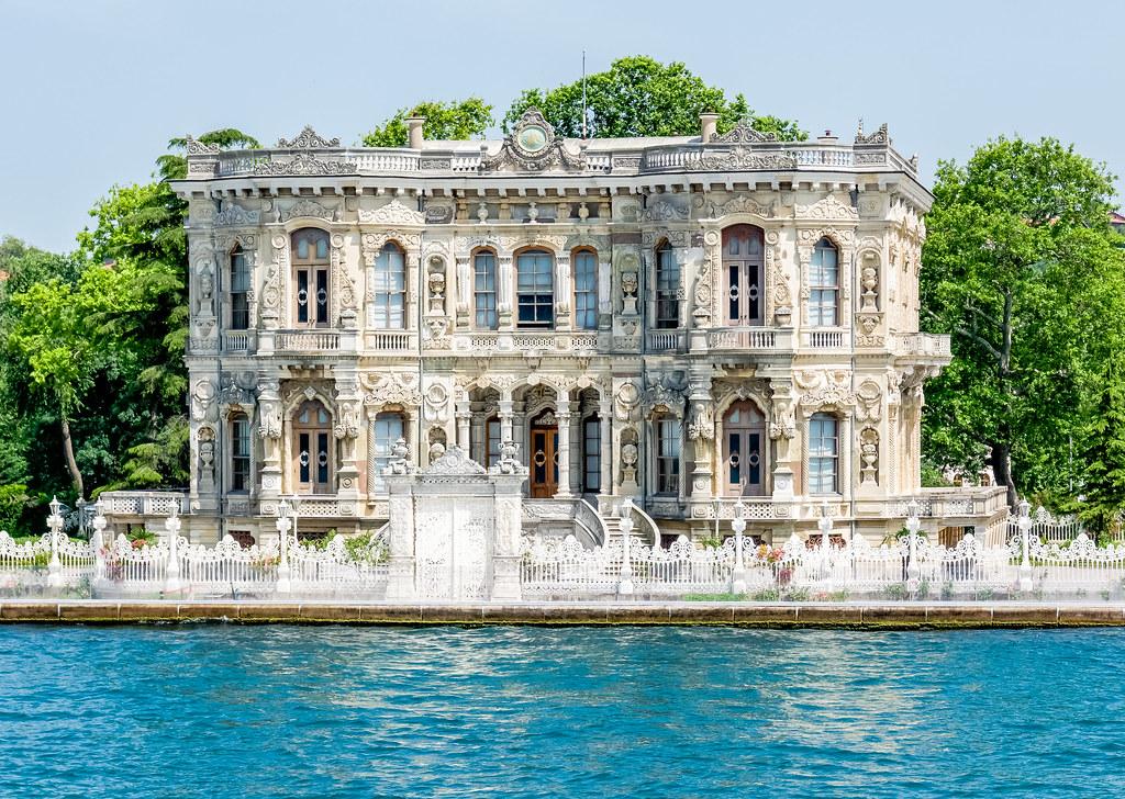Öğrenci Kariyeri - : İstanbul'da Öğrencilerin Uygun Fiyatlı Gezebileceği Eşsiz Güzellikte İki Kasır