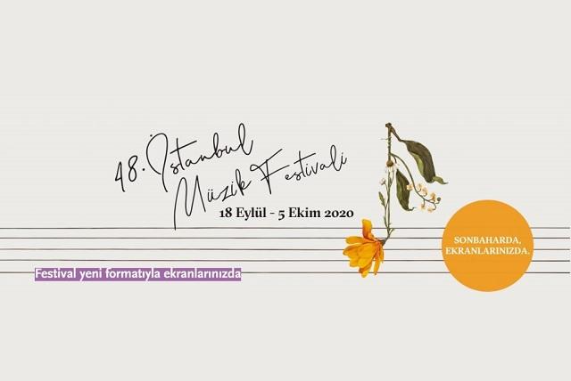 İstanbul Müzik Festivali Online'da