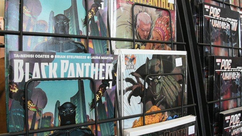 Comixology, Black Panther Eserlerini Ücretsiz Yayınladı!