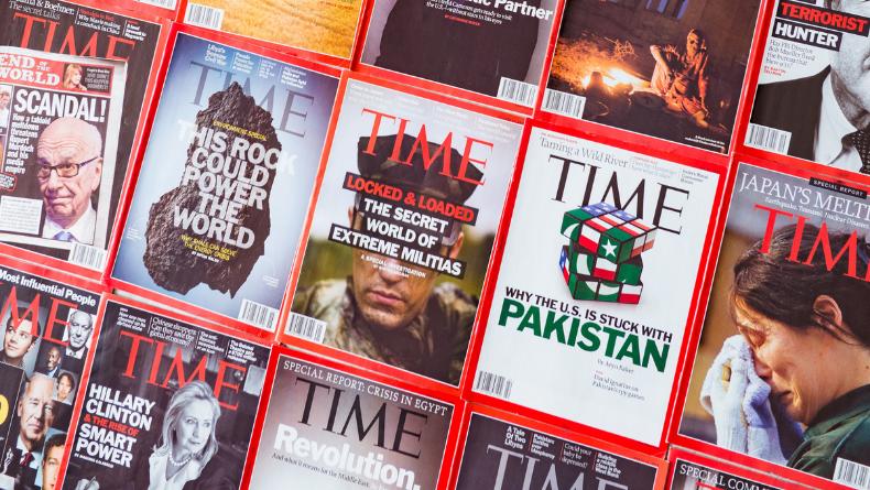 Öğrenci Kariyeri - : 2020'nin En Etkili 100 İnsanı Time Dergisi Tarafından Açıklandı!