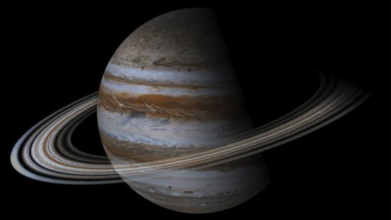 NASA, Jüpiter'i Yakından İzleyebileceğiniz Bir Video Paylaştı!
