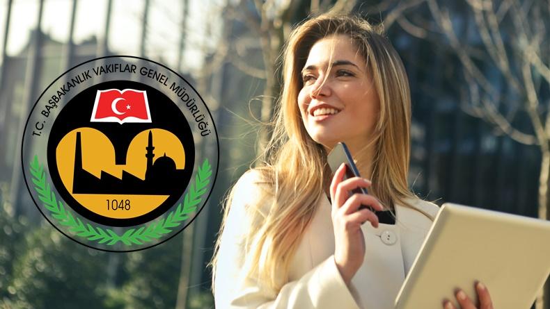 Öğrenci Kariyeri - : Vakıflar Genel Müdürlüğü Burs Başvuruları Açıldı!