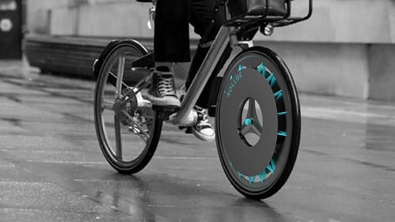 Öğrenci Kariyeri - : Devrim Yapacak Bisiklet: ROLLOE
