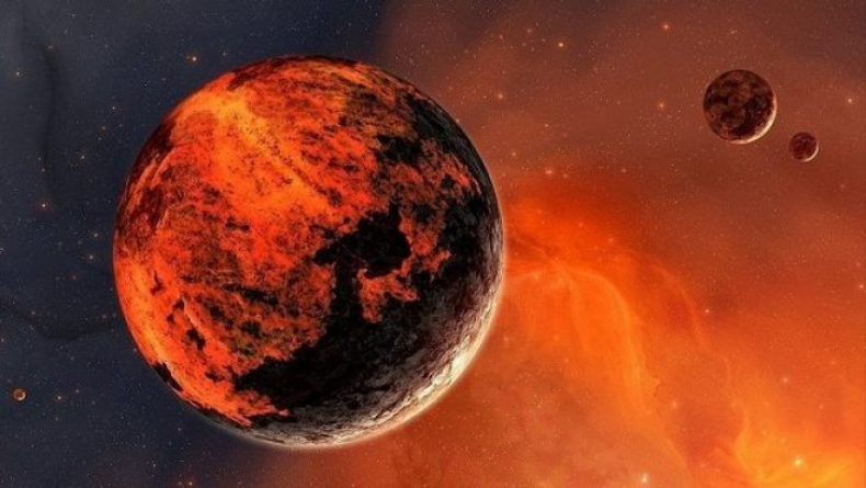 Öğrenci Kariyeri - Gündem: Kızıl Gezegen'de 3 Göl Daha Bulundu!