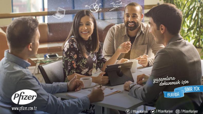 Öğrenci Kariyeri - İş (Part-Time), İş (Yeni Mezun): Pfizer PT Universe- Digital Marketing Başvuruları Devam Ediyor!