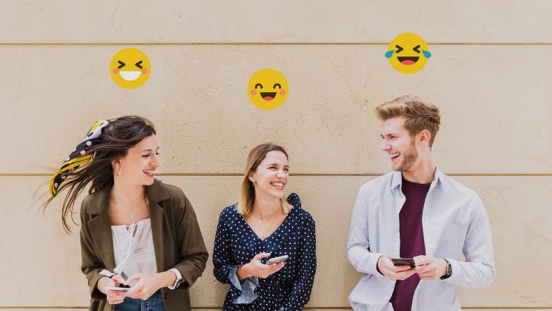 Bu Kulaklık Yüz İfadelerinizi Emojilere Dönüştürebiliyor!
